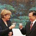 Merkel face cea de-a cincea vizita in China pentru atragerea de investitii chineze în Europa