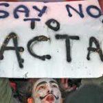 Protest la nivel european faţă de ACTA