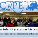 """Raport CRPE """"Bune intenții și cosmar birocratic – Paradoxul burselor acordate de statul roman studentilor moldoveni"""""""