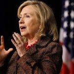 Hillary Clinton: O zonă de excludere aeriană deasupra Siriei ar avea nevoie de cooperarea Rusiei