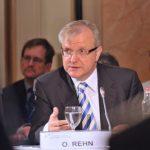 Olli Rehn: Faptul că Grecia s-a putut alătura zonei euro în 2001 a fost o greșeală