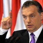 Premierul maghiar Viktor Orban acuză UE şi FMI de şantaj