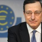 Mario Draghi, preşedintele BCE: Perspectiva economică rămâne sub presiune, riscurile predomină