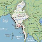 UE suspendă majoritatea sancţiunilor impuse Myanmarului