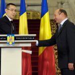 Peste 50% dintre români au o părere bună despre coabitarea premier-preşedinte