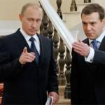 Putin îl trimite pe Medvedev în locul său la summitul G8 din SUA