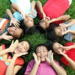 Eveniment pentru copii în Parcul Bazilescu, 1 iunie 2012
