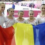 România, campioană europeană la gimnastică după patru ani