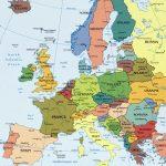 Harta șomajului în UE