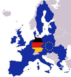 europe_map_german_flag