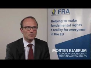 morten kjaerum, director FRA