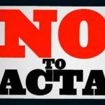 ACTA revine: Liberalii din PE ar putea vota pentru adoptarea acordului