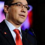 Victor Ponta: Sunt premise pentru reîntregirea salariilor, dar ar presupune schimbarea ţintei de deficit