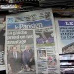 """Alegeri legislative în Franţa: """"À gauche!"""""""