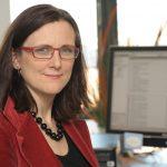 Cecilia Malmstrom: Sclavia din Europa trebuie oprită