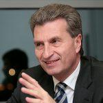 """Günther Oettinger, comisar UE: România, Italia, Bulgaria sunt """"neguvernabile"""". Ministrul roman de Externe cere explicatii publice"""
