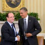 Obama a discutat telefonic cu Hollande despre criza economică din Europa