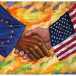 Acordul de liber-schimb între SUA şi UE, o soluţie la criza economică