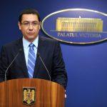 Ponta: România nu are alt drum decât cel european. Nu trebuie să purtăm războaie cu Comisia Europeană