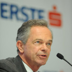 Treichl, şeful Erste: Europa de Est a depăşit cele mai dure efecte ale crizei euro