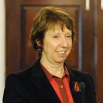 Catherine Ashton nu vine la Reuniunea diplomaţiei române de la Bucureşti