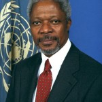 UE solicită nominalizarea unui nou mediator pentru Siria după demisia lui Kofi Annan