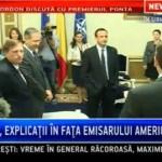 Trimisul SUA a stat cu mainile in buzunar in fata lui Antonescu!