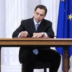 Lucian Isar, ministrul pentru Mediul de Afaceri, a demisionat