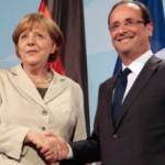 Merkel și Hollande, discuții pe tema viitorului Europei, duminică, la Strasbourg