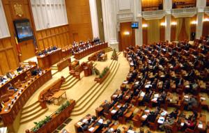 sala plen parlament