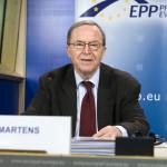 Wilfried Martens: PPE va fi alături de premierul Leancă pentru a duce la bun sfârşit reformele. Moldova mai are multe de realizat