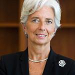 Lagarde: FMI va revizui în scădere estimările de creştere a economiei mondiale