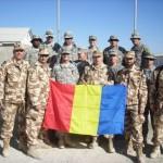 VIDEO Militarii români din Afganistan au sărbătorit Ziua NATO, ce aniversează 12 ani de la aderarea României la Alianța Nord-Atlantică