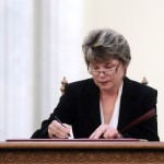Mona Pivniceru: Am discutat cu cei de la Comisia Europeană, am fost felicitată pentru criteriile de transparenţă