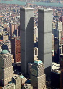 world trade center, march 2001