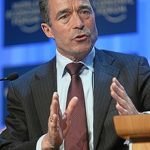 Anders Fogh Rasmussen launches NATO Annual Report 2012: You can't be safe if you're broke