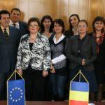 Strategia Regiunii Dunării prinde rădăcini prin reunirea experţilor români din Regiunea Sud-Est ~ prima promoţie la Universitatea DANUBIUS