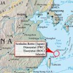 Patru nave chineze au intrat în apele teritoriale ale insulelor disputate din Marea Chinei de Est