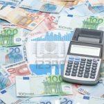 Economia zonei euro, în scădere timp de 2 ani la rând
