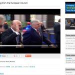 EXCLUSIV caleaeuropeana.ro: Traian Basescu, prezentat drept Premierul Romaniei de Serviciul Media al Comisiei Europene. Cum a reactionat Comisia dupa dezvaluirea publicata aici