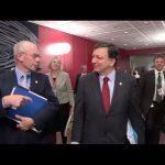 Ce le-a spus Rompuy sefilor de stat si de guvern veniti la negocierea banilor europeni