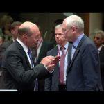 Băsescu: Am primit mici înţepături, cum e cu veto-ul României