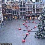 De ce renunta Bruxelles-ul la bradul de Craciun