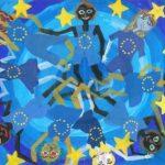 """Festivitatea de premiere a celei de-a treia ediţii a Concursului de Desene Ziua Europei, """"Ce am învăţat de la bunicii mei despre Europa"""""""