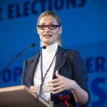 Ramona Mănescu a fost aleasă vicepreședinte a liberalilor europeni