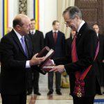 """Băsescu, la plecarea lui Gitenstein: """"A vrut întotdeauna să fie foarte bine informat și să aibă interpretarea corectă"""""""