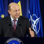 Traian Băsescu: Crin Antonescu a dat al 8793-lea avertisment, dupa care a cazut pe spate si a adormit, Ponta e un mincinos