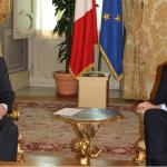 Titus Corlatean s-a intalnit cu premierul italian, Enrico Letta