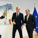 Hahn: Aprobarea Acordului de Parteneriat dintre România şi UE depinde de calitatea documentului, nu e o cursă între state