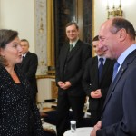 UPDATE FOTO Victoria Nuland, intalnire cu Traian Basescu. Trimisul SUA la Bucureşti va discuta, sambata, si cu ministrul de Externe, despre consolidarea statului de drept